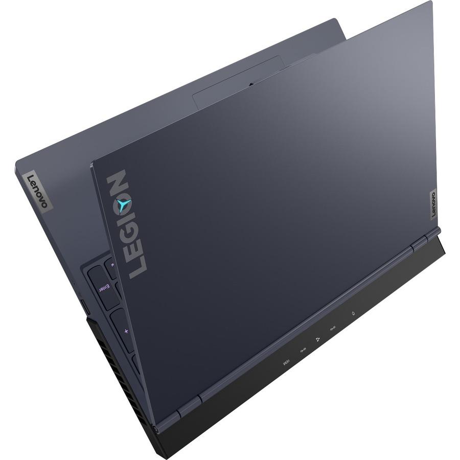 "Lenovo Legion 7 15IMH05 81YT000PUS 15.6"" Gaming Notebook - Full HD - 1920 x 1080 - Intel Core i9 (10th Gen) i9-10980HK Octa-core (8 Core) 2.40 GHz - 32 GB RAM - 2 TB SSD - Slate Gray"