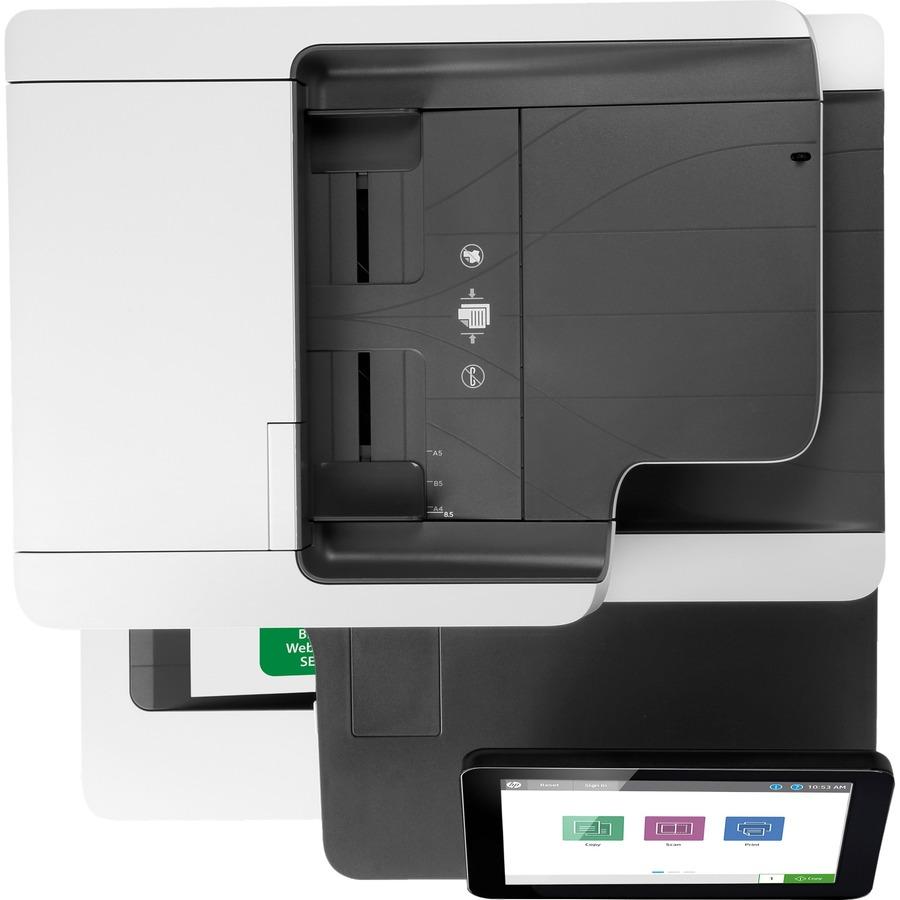 HP LaserJet Enterprise M578 M578dn Laser Multifunction Printer - Color