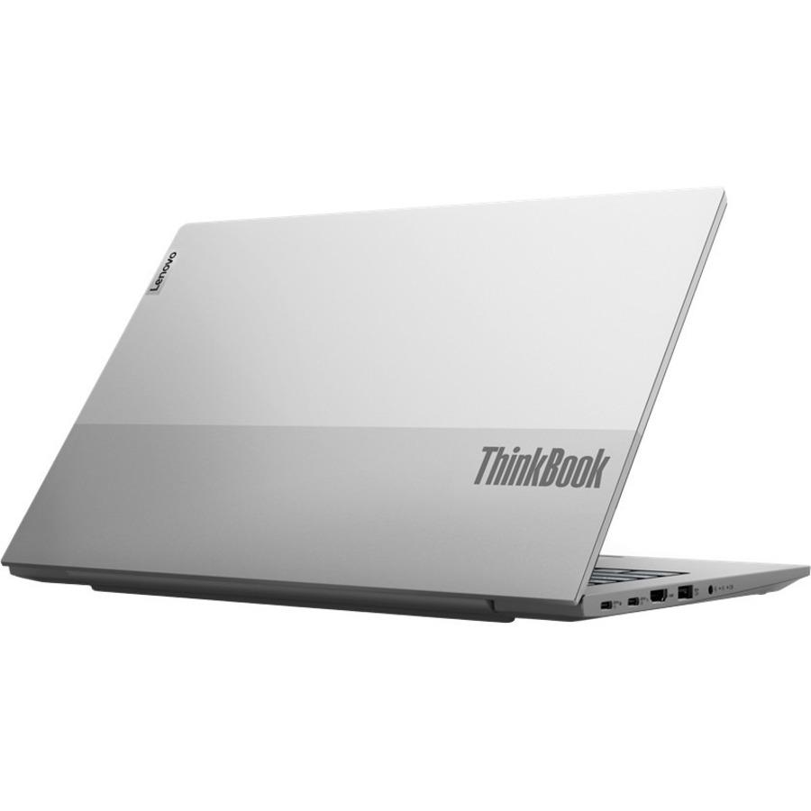 "Lenovo ThinkBook 14 G2 ARE 20VF0032US 14"" Touchscreen Notebook - Full HD - 1920 x 1080 - AMD Ryzen 7 4700U Octa-core (8 Core) 2 GHz - 16 GB RAM - 512 GB SSD - Mineral Gray"