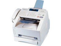 Brother IntelliFAX 4750e Laser Multifunction Printer - Monochrome - Off White