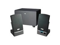 Cyber Acoustics CA-3001WB 2.1 Speaker System - 8 W RMS - Black