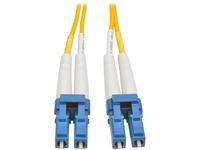Tripp Lite 3M Duplex Singlemode 9/125 Fiber Optic Patch Cable LC/LC 10' 10ft 3 Meter