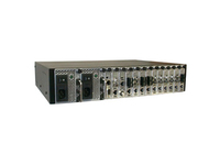 Transition Networks Point System CPSMC1300-100 13-slot Chassis
