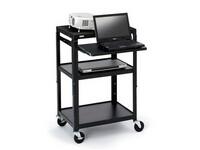 Bretford A2642-E5 Adjustable Multipurpose Cart