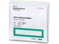 HP C7974WL LTO Ultrium 4 WORM Custom Labeled Tape Cartridge