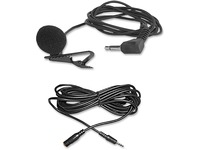 AmpliVox S2030 Wired Condenser Microphone - Black