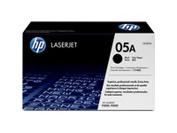 HP 05A (CE505A) Original Toner Cartridge - Single Pack