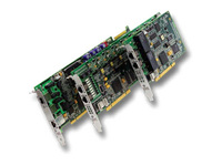 Dialogic TR1034 P4H-T1-1N-R Voice Board