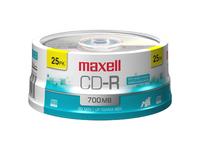 Maxell 48X CD-R Media