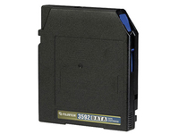 Fujifilm 3592 JA Labeled and Initialized Data Cartridge