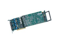 Dialogic 4-Port Analog, Loop-Start, PCIe