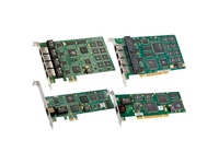 Dialogic Diva UM-BRI-2 Voice Board - PCI Express x Network (RJ-45) - ISDN - Plug-in Card
