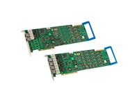 Dialogic Diva V-1PRI Voice Board - PCI Express - 4 x Network (RJ-45) - T-carrier/E-carrier - Plug-in Card