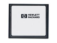 HP Bar Code Card