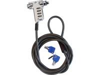 Codi Master Key Combination Cable Lock
