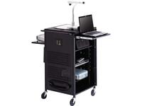 Bretford Basics PAL Series TCP23FF Multimedia Presentation Cart