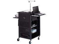 Bretford Basics PAL Series TCP23FF Multimedia Presentation Cart
