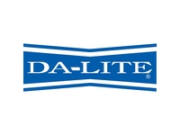 "Da-Lite Advantage 106"" Electric Projection Screen"