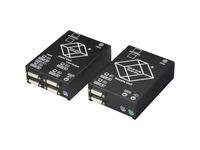 Black Box ServSwitch Dual DVI CATx Extender, PS/2