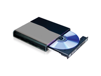 I/OMagic IDVD8PB2 DVD-Writer - Retail Pack - Black