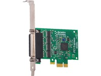 Brainboxes 4 Port RS232 PCI Express Serial Card