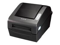 Bixolon SLP-D420 Desktop Direct Thermal Printer - Monochrome - Label Print - Ethernet - USB - Serial - Parallel - Black