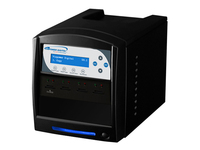 Vinpower Digital 1:3 SDShark SDSHARK-3T-BK Flash Memory Duplicator