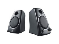Logitech Z130 2.0 Speaker System - 5 W RMS - Black