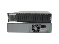 Perle MCR1900-AC 19 Slot Media Converter Chassis