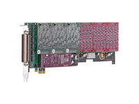 Digium 1AEX2400ELF 24-Port Modular Analog Voice Board