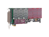 Digium 1AEX2400LF 24-Port Modular Analog Voice Board