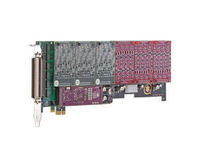 Digium 1AEX2406EF 24 Port Modular Voice Board