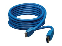 Tripp Lite 6ft USB 3.0 SuperSpeed Device Cable USB-A Male to USB Micro-B Male