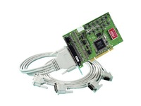 Brainboxes 4 Port RS422/485 PCI Serial Port Card With Opto Isolation