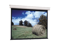 "Da-Lite Advantage 130"" Manual Projection Screen"