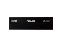 Asus DRW-24B3ST DVD-Writer - Retail Pack - Black