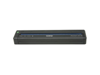 Brother PocketJet 6 Direct Thermal Printer - Monochrome - Portable - Thermal Paper Print