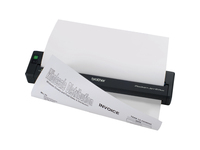 Brother PocketJet 6 Plus Direct Thermal Printer - Monochrome - Portable - Thermal Paper Print - USB - Bluetooth - Battery Included