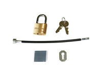 Chief PACLK1 Keyed Padlock