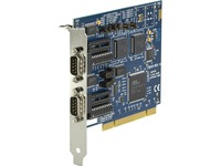 Black Box RS-232/422/485 PCI Card, 2-Port, 16550 UART