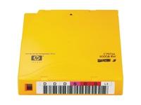 HPE LTO Ultrium 3 Data Cartridge with Custom Labeling