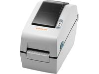 Bixolon SLP-D220 Desktop Direct Thermal Printer - Monochrome - Label Print - Ethernet - USB - Serial - White