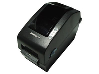 Bixolon SLP-D220 Desktop Direct Thermal Printer - Monochrome - Label Print - Ethernet - USB - Serial - Black