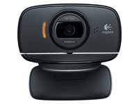Logitech C525 Webcam - Black - USB 2.0 - 1 Pack(s)