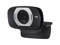 Logitech C615 Webcam - 2 Megapixel - 30 fps - Black - USB 2.0 - 1 Pack(s)