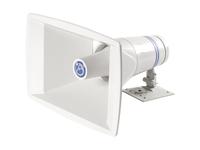 Atlas Sound APX40TN Indoor/Outdoor Pole Mount Speaker - 40 W RMS - Gray