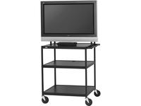 Bretford Basics FP42UL-P5BK Flat Panel Cart