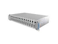 AddOn 19 inch Managed Media Converter Chassis with 16-Slot Rack Mount