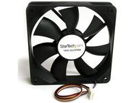 Star Tech.com 120x25mm Computer Case Fan with PWM - Pulse Width Modulation Connector
