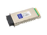 AddOn Cisco X2-10GB-LRM Compatible TAA Compliant 10GBase-LRM X2 Transceiver (MMF, 1310nm, 220m, SC, DOM)